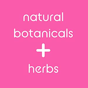 Natural Botanical with Herbs